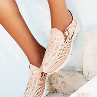 Jeffrey Campbell Womens West Village Sneaker