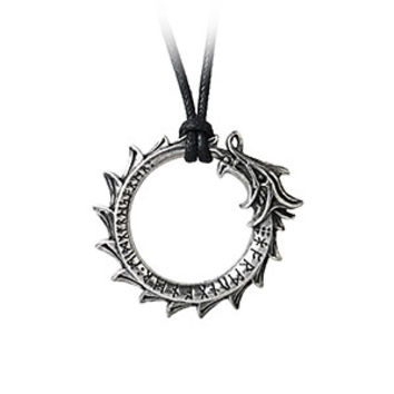 Jormungand Pendant Necklace