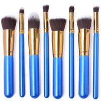 Amazon.com: AGPTek Makeup Brushes Set Professional Powder Blush Brush Foundation Brush Makeu...