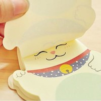 Lucky Cat Post Its