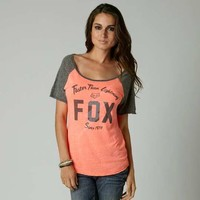 Fox Resolve Top
