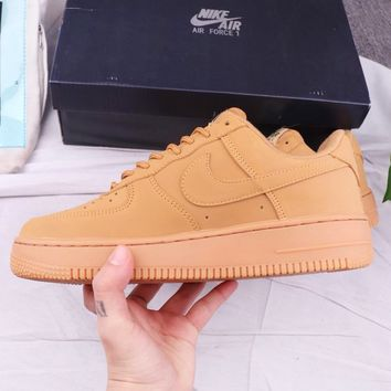 NIKE Air Force 1 High Quality New Fashion Sports Leisure Running.