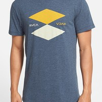 Men's RVCA 'Double Up' Graphic T-Shirt