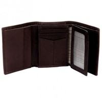 Fossil Ingram Extra Capacity Trifold Wallet