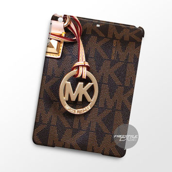Michael Kors Sweet Brown iPad Case Case Cover Series