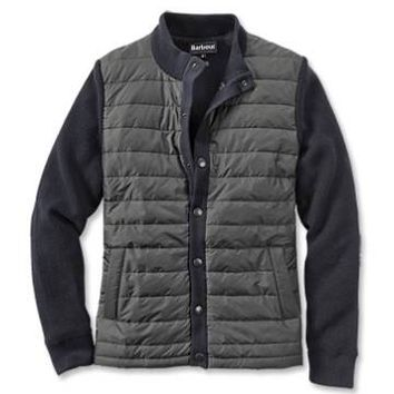 Barbour Nylon Jacket For Men / Barbour® Bale Baffle -- Orvis