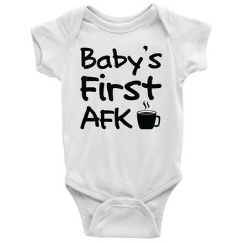 Baby's First AFK Baby Onesuit