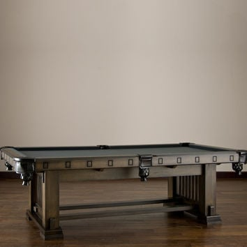 American Heritage Billiards Sante Cruz Pool Table