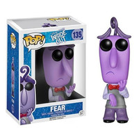 Inside Out Fear Disney-Pixar Pop! Vinyl Figure : Forbidden Planet