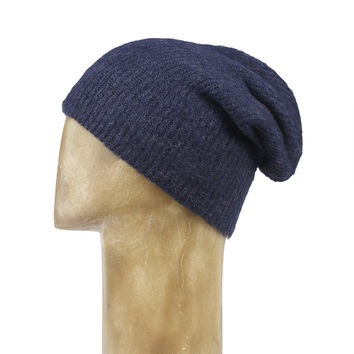 The Scotty Ribbed Knit Beanie