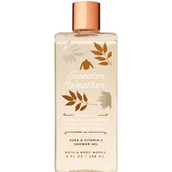 Signature CollectionSWEATER WEATHERShower Gel