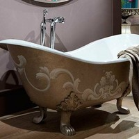 CLASSIC STYLE CAST IRON BATHTUB CAST IRON BATHTUB | GIUSTI PORTOS