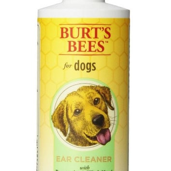 Burt's Bees All Natural Dog Ear Cleaner 4 oz