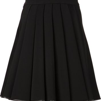 David Koma pleated skirt