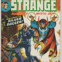 Doctor Strange V2, 5.  VF/NM, Dec 1974, Marvel Comics