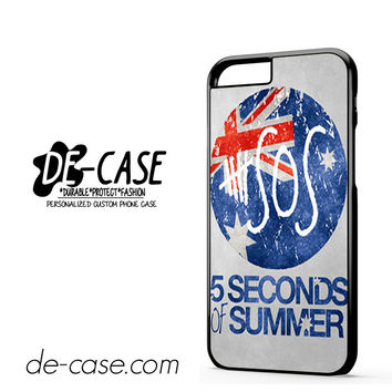 5 Seconds Of Summer 5SOS 5 SOS Flag For Iphone 6 Iphone 6S Iphone 6 Plus Iphone 6S Plus Case Phone Case Gift Present YO