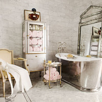 Discount Bathroom Vanities Blog » Shifting to a Country French Bath Theme