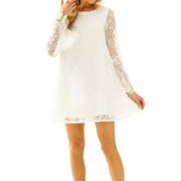 Colette Lace Tunic Dress - Lilly Pulitzer