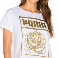 Puma: female T blood rose