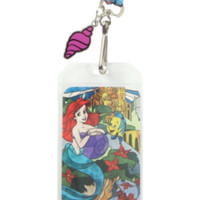 Disney The Little Mermaid Ariel Stained Glass Lanyard