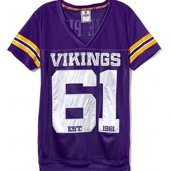 Minnesota Vikings Bling Jersey - Victoria's Secret PINK® - Victoria's Secret