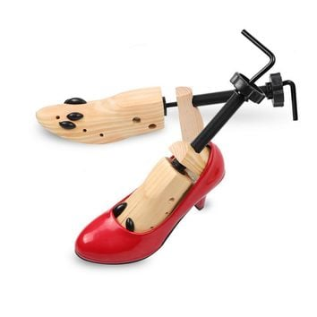 Shoes Solid Wood Fixed Fits Support Stretcher Shaper Shoes Wood Shoes Expander L40