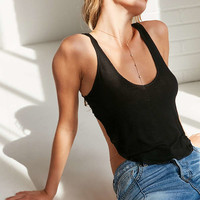 Ecote Cliff Hanger Tank Top | Urban Outfitters
