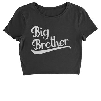 Big Brother  Cropped T-Shirt