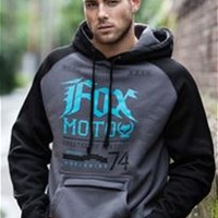 Fox Racing Proven Again Pullover Hoody for Men 14572-324