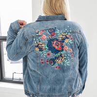 CARLSBAD DENIM JACKET +