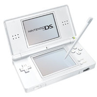 Nintendo DS Lite System with AC Adapter and Stylus for Nintendo DS | GameStop