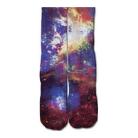 Galaxy Trip Socks