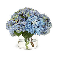 Diane James Blue Hydrangea | Gracious Home | Product