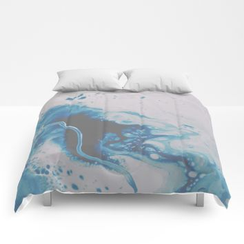 Atmospheric Comforters by DuckyB