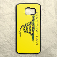 Dont Tread On Me Samsung Galaxy S6 Case