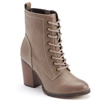 Candie's Women's High Heel Ankle Boots
