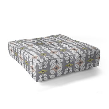 Heather Dutton Cortlan Whisper Floor Pillow Square