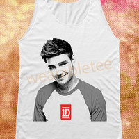 Liam Payne Shirts One Direction Shirts Rock Shirts White Shirts Unisex Shirts Vest Women Tank Top Tunic Women Shirt Women Sleeveless Singlet