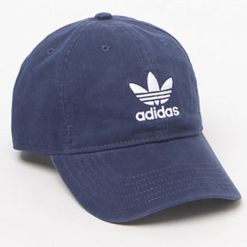 adidas Washed Canvas Cap at PacSun.com