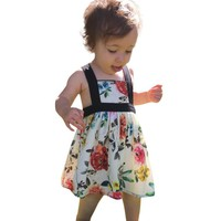 Get ready for 2018 Summer  Baby girl Dress
