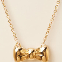 Bow Necklace | FOREVER 21 - 1063037933