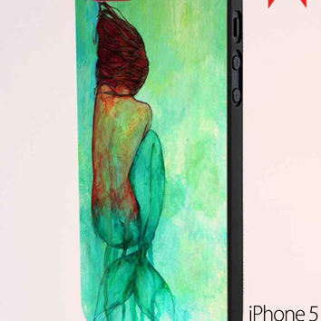 Mermaids Art Design Samsung Galaxy S6 Case