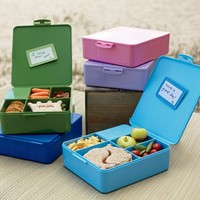Spencer Bento Box Containers | Pottery Barn Kids