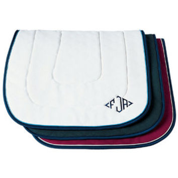 Dover's Custom Competition Saddle Pad with Trim | Dover Saddlery