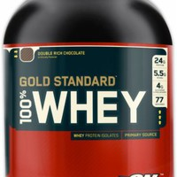 Optimum Gold Standard 100% Whey at Bodybuilding.com