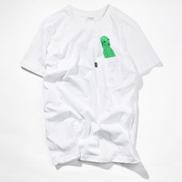 RIPNDIP Lord Alien Spaced Out White T-Shirt