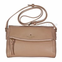 Kate Spade Cobble Hill Mini Carson Affogato Crossbody Bag PWRU3681-907