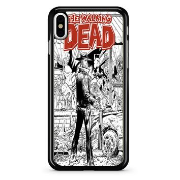 The Walking Dead 1 iPhone X Case