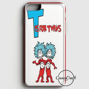 Thing 1 And Thing 2 iPhone 8 Plus Case | casescraft