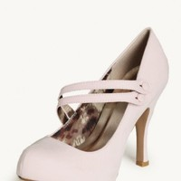 swing dance pumps in pink at ShopRuche.com